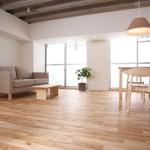 ダイニングリフォームに使える床材の種類