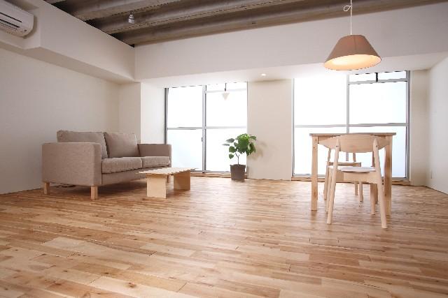 ダイニングリフォームに使える床材