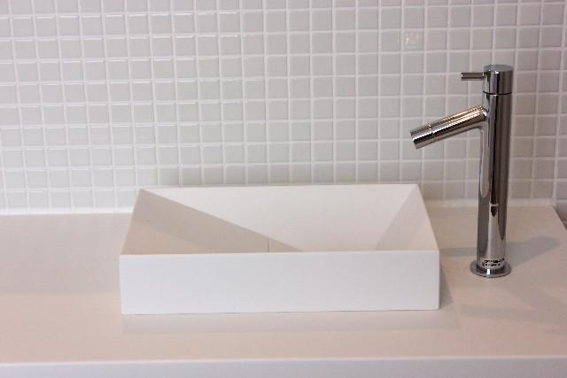 おしゃれな洗面所のリフォーム